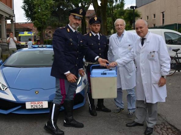 Policlinico: anonimo eroe dona un rene per salvare una vita